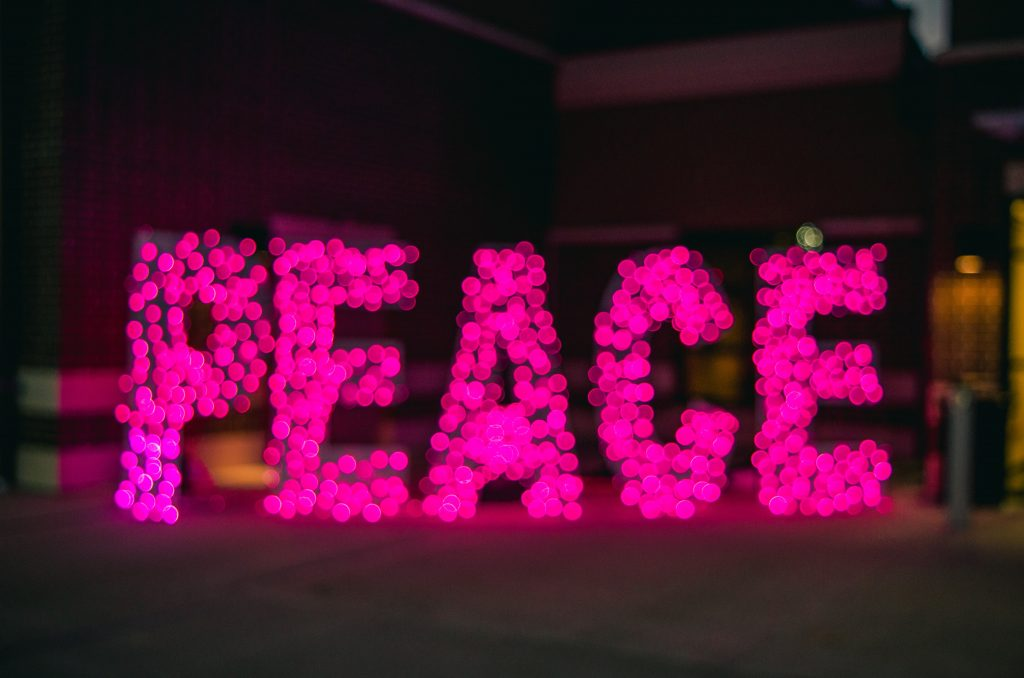 The Threat of Peace - cptsd healing - guest blog
