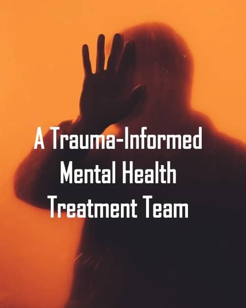 A Trauma-Informed Mental Health Treatment Team